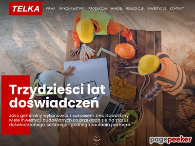 PUP Telka Sp. z o.o. - instalacje sanitarne podlaskie