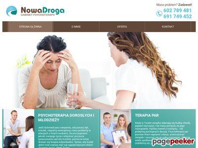 Nowa Droga - Gabinet Psychoterapii, terapia Rybnik