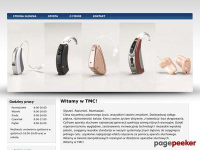TMC - aparaty słuchowe Białystok