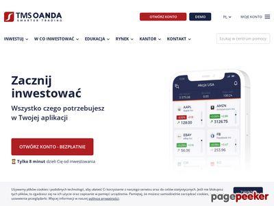 Tms.pl - inwestowanie w waluty
