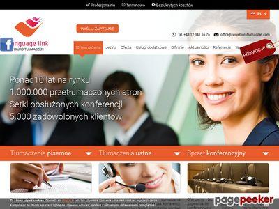 Twoje Biuro Tłumaczeń - tłumaczenia pisemne i ustne dla firm