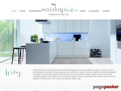 Meble kuchenne - waszkastudio.pl