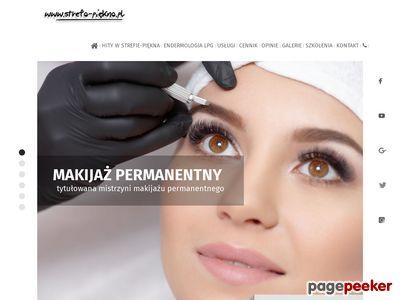 Strefa Piękna - makijaż permanentny w Katowicach
