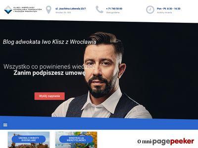 Adwokat Wrocław - zanim-podpiszesz.biz.pl