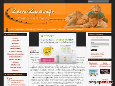 Suplementy diety - Portal o zdrowiu