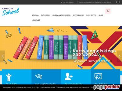 Język Angielski w Xenon School