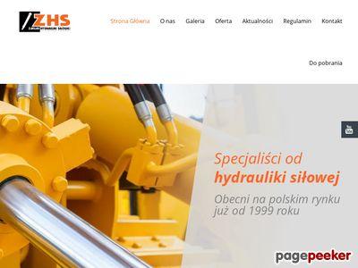 Hydrobog - hydraulika siłowa