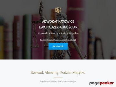Oferta i dane firmy adw. E. Hauzer-Auguściak