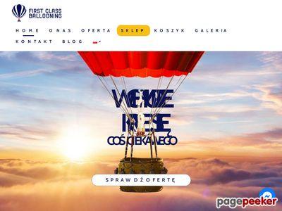 Oferta i dane firmy Ballooning
