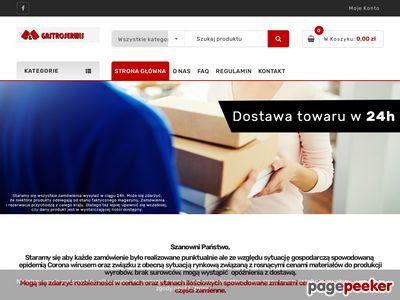 Strona www firmy B&B Gastroserwis