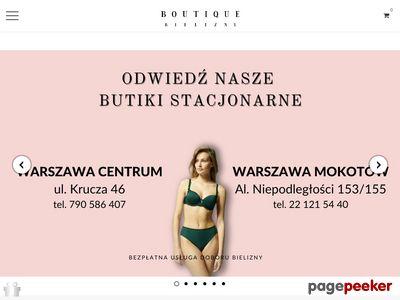 Oferta i dane firmy BoutiqueBielizny.com