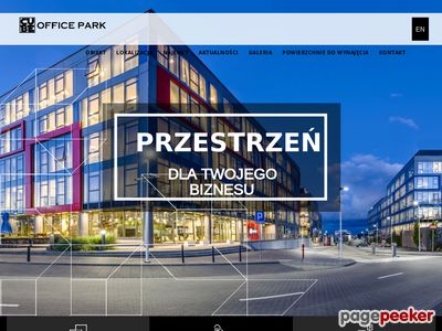Oferta i dane firmy CUBE Office Park