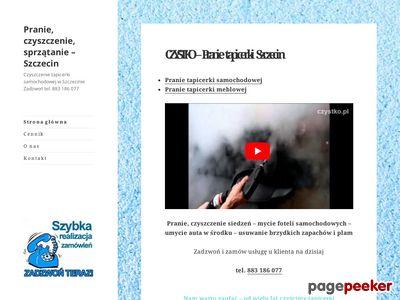 Oferta i dane firmy Czystko