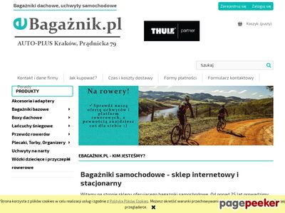 Oferta i dane firmy eBagaznik.pl