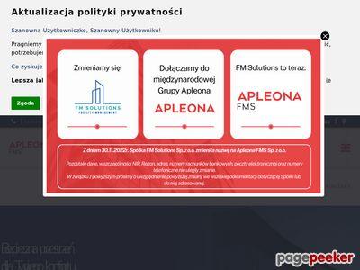 Oferta i dane firmy FM Solutions