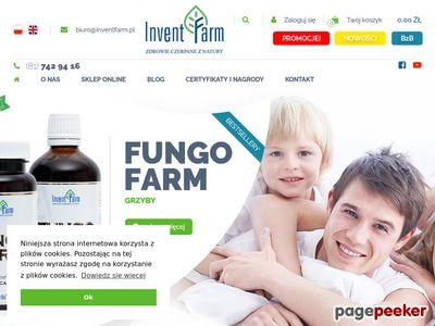 Oferta i dane firmy InventFarm