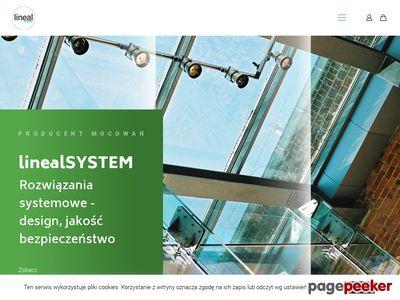 Oferta i dane firmy LinealSYSTEM