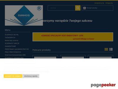 Oferta i dane firmy Perfektos.istore.pl