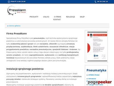 Oferta i dane firmy PressMann