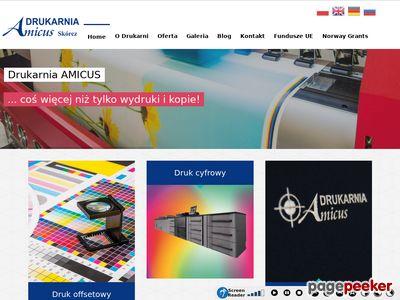 Oferta i dane firmy Amicus
