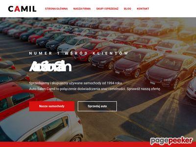 Oferta i dane firmy Autobazar Camil