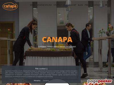 Oferta i dane firmy Canapa