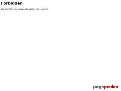Strona www firmy Coaching Balance