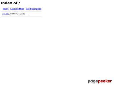 Strona www firmy COCOBATIK