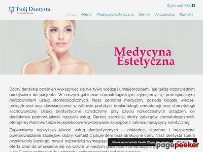 Oferta i dane firmy Stomatolog Anna Głodek