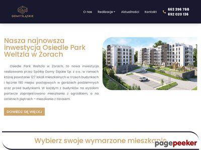 Oferta i dane firmy Domy Śląskie