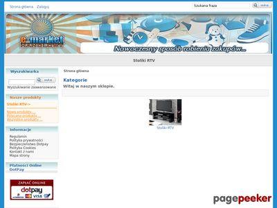 Strona www firmy ALEKXS