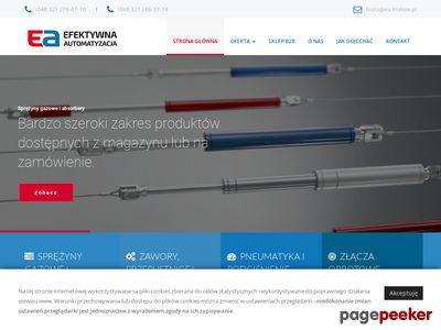 Oferta i dane firmy EA Kraków