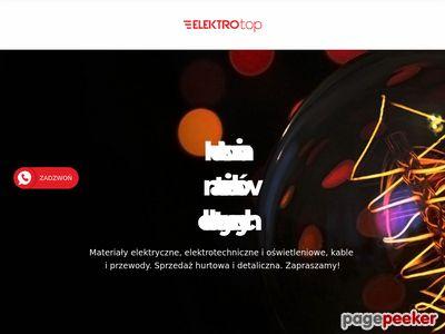 Oferta i dane firmy ElektroTop.pl
