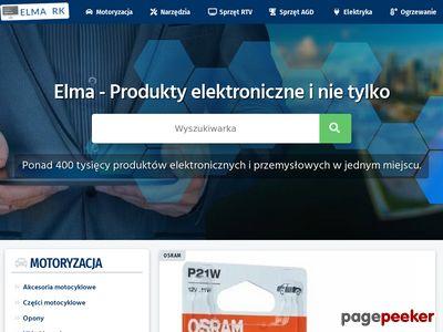 Oferta i dane firmy Elma-RK