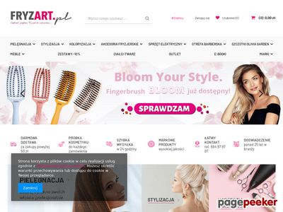 Strona www firmy POLWELL