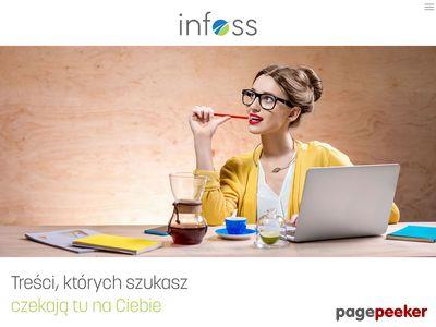 Oferta i dane firmy Infoss