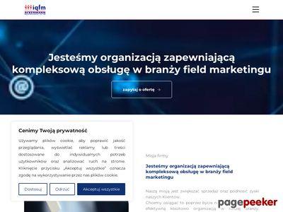 Oferta i dane firmy IQFM