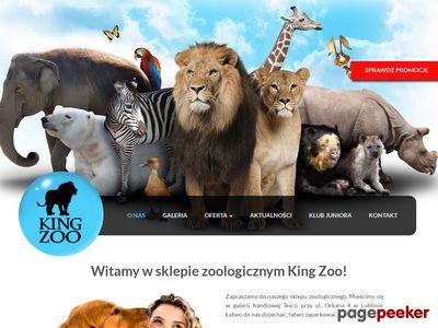 Oferta i dane firmy Kingzoo