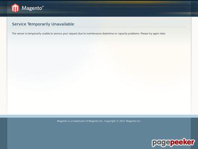 Strona www firmy Lema