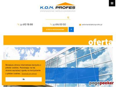 Oferta i dane firmy PROFES
