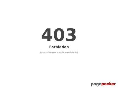 Strona internetowa firmy LumaGadzety.pl