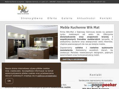 Oferta i dane firmy Wik-Mat