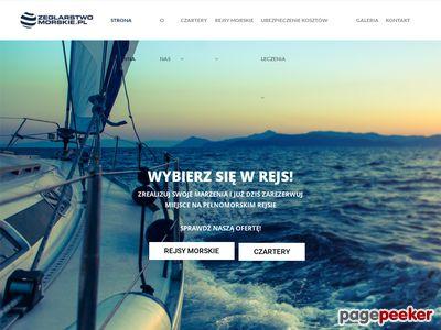 Oferta i dane firmy Żeglarstwo Morskie