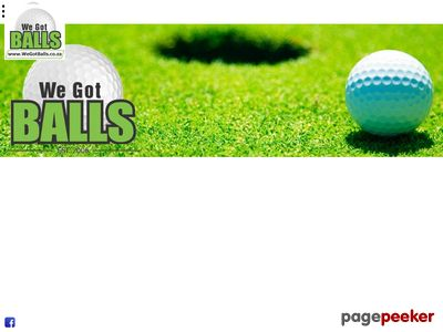 WeGotBalls Coupons 2012