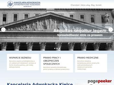 Kancelaria Adwokacka Kielce