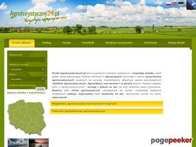 Kwatery Agroturystyczne