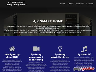 Ajk-investment.pl - inteligentny dom lublin