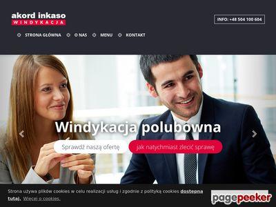 Akordinkaso.pl - windykacja należności
