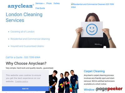 anyclean.co.uk