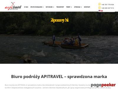 Spływ Dunajcem - api-travel.pl